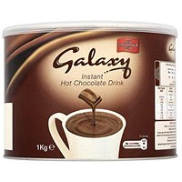 Galaxy Instant Hot Chocolate Powder - 1kg
