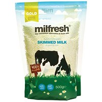 Milfresh Granulated Skimmed Milk Dairy Whitener - 500g