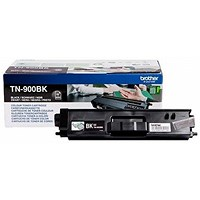 Brother TN900BK Super High Yield Black Laser Toner Cartridge