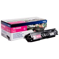 Brother TN900M Super High Yield Magenta Laser Toner Cartridge