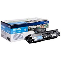Brother TN900C Super High Yield Cyan Laser Toner Cartridge