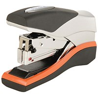 Rexel Optima 40 Compact Flat Cinch Mini Stapler - Capacity: 40 Sheets