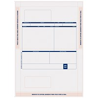 Sage Compatible Payslip Mailer, Self-Seal, Pack of 500