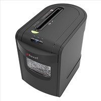 Rexel REX1323 Shredder 4.0x40mm Cross Cut 23 Litres P-4
