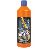 Mr Muscle Sink & Plughole Cleaner Professional - 1 Litre