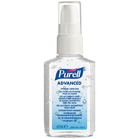 Purell Personal Advanced Hygiene Hand Rub - 60ml