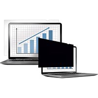 Fellowes Blackout Privacy Filter, 19 inch Widescreen, 16:10