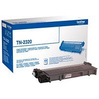 Brother TN2320 High Yield Black Laser Toner Cartridge