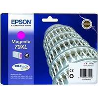 Epson 79XL High Yield Magenta Inkjet Cartridge