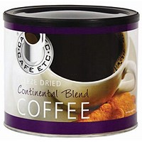 Cafe Etc Continental Blend Coffee - 500g