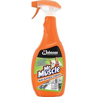 Mr Muscle Multi-Purpose Surface Cleaner - 750ml