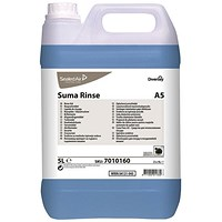 Suma A5 Rinse Aid / 5 Litres / Pack of 2