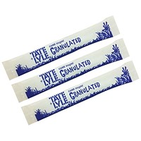 Tate & Lyle White Sugar Sticks - Pack of 1000