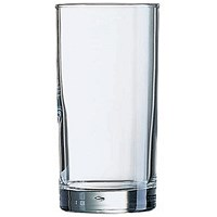 Hi Ball Glass, Tal,l 10oz, Clear, Pack of 48