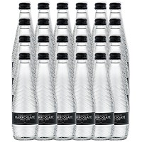 Harrogate Still Spring Water - 24 x 330ml Glass Bottles