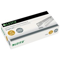Leitz P3 26/6mm Staples - Pack of 5000