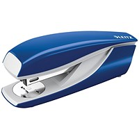 Leitz NeXXt Stapler, 3mm, 30 Sheet Capacity, Blue