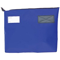A3+ Mailing Pouch with Gusset, 510 x 406 x 76mm, Blue
