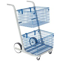 Medium Capacity Mail Trolley