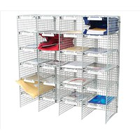 24 Compartment Sort Unit