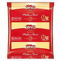 Kenco Westminster Filter Coffee Sachets, 3 Pints per 60g Sachet, Pack of 50