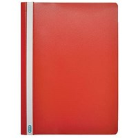Elba A4+ Report Files / Red / Pack of 50