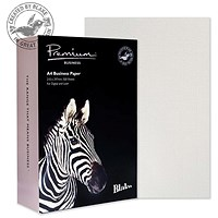 Blake Premium A4 Paper, Laid Finish, High White, 120gsm, Ream (500 Sheets)