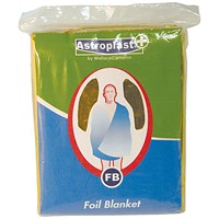 Wallace Cameron First-Aid Emergency Foil Blanket - Pack of 6