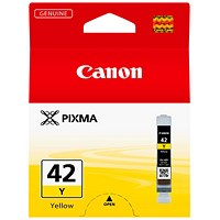 Canon 42 Yellow Ink Tank