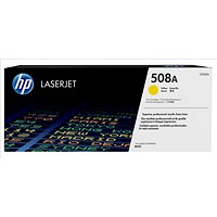 HP 508A Yellow LaserJet Toner Cartridge