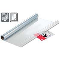 Nobo Instant Film Reusable Whiteboard, A1, Clear, 25 Sheets