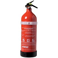 IVG 2.0LTR Foam Fire Extinguisher for Class A and B Fires