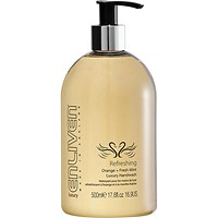 Enliven Luxury Handwash, Orange & Fresh Mint Blend, 500ml