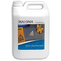Maxima Pine Disinfectant, 5 Litres, Pack of 2