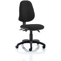 Trexus Eclipse 3 Lever Operator Chair - Black