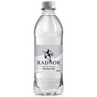 Radnor Sparkling Spring Water - 24 x 500ml Bottles