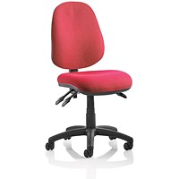Trexus Plus 3 Lever Operator Chair - Red