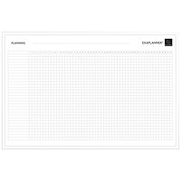 MARK-IT PERPETUAL YEAR PLANNER DRYWIPE 900x600mm 154947