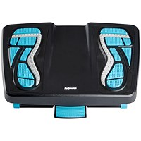 Fellowes Energizer Foot Support, Three Platform Height,