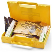 Click Medical Body Fluid Spill Kit - Two Applications