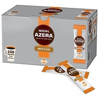 Nescafe Azera Americano Instant Coffee / 2g Sachets / Pack of 200