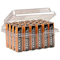 Duracell Batteries Alkaline AAA Tub [Pack 24]