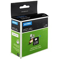 Dymo LabelWriter Labels Multipurpose White 19x51mm Ref 11355 S0722550 [Pack 500]
