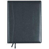Collins 2020 Elite Manager Appointment Diary, Week to View, Wirobound, 190x260mm, Black
