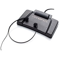 Olympus AS 9000 Transcription Kit 4 Button USB Foot pedal Black Ref V7410600E000