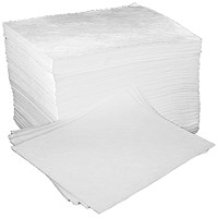 Fentex Oil & Fuel Absorbent Pads - Pack of 100