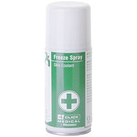 Click Medical Freeze Spray Skin Coolant - 150ml
