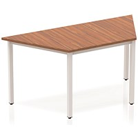 Trexus Trapezoidal Table, 1600mm, Walnut