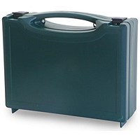 Click Medical 2080 Priestfield First Aid Box, Medium, Green
