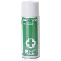 Click Medical Freeze Spray Skin Coolant - 400ml